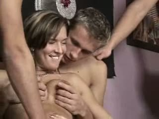 groepsseks, swingers thumbnail, online biseksuelen video-