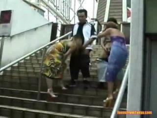 blow job, gratis hoofd geven actie, japanse actie