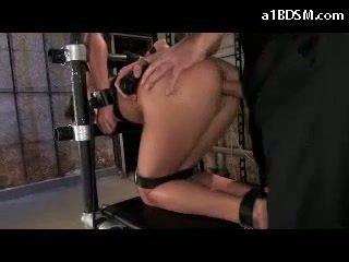 marteling gepost, bizar, vol slavernij neuken