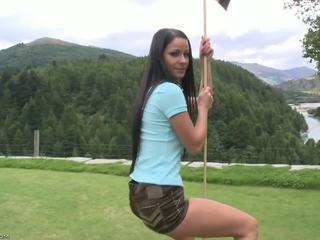 Flawless 體 上 該 高爾夫球 課程.