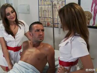 hottest facial, threesome best, hottest doctor free