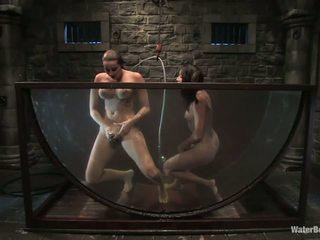 bdsm, water bondage