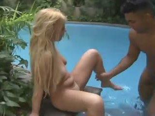 ideal blowjobs neu, blondinen mehr, sie große brüste beobachten