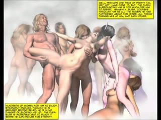 3D Comic World of Neverquest 4