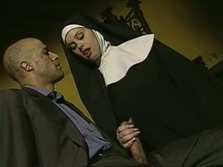 कामुक, बुरा, इतालवी, nuns