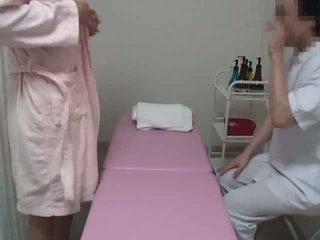 מציצן, עיסוי, massaged