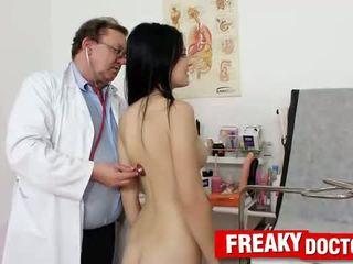 echt geschoren kutje, online babes porno, gyno exams scène