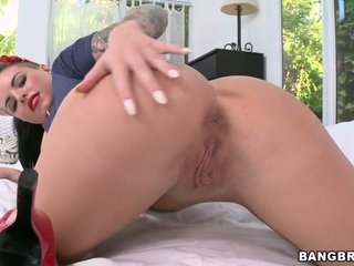 ideal brunette, quality fun movie, reality fuck
