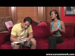 kwaliteit nuru film, gratis rood hoofd video-, kijken pijpbeurt seks