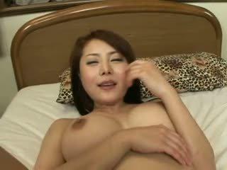 Mei sawai japoniškas beauty analinis pakliuvom video
