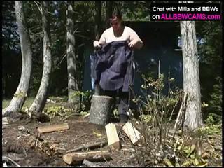 Fat Bitch Milla Monroe Masturbat...