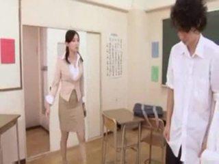 Nóng nhật bản giáo viên