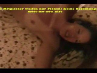 deutsch, een blasen video-, arsch film