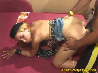 Блондинки smaba dancer are banged при парти