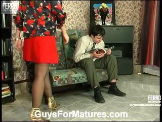 Ramona ו - adam קינקי ישן יותר סרט