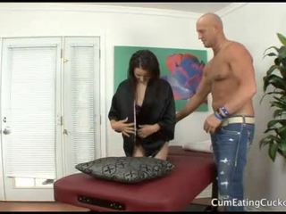 Sophia gets her pussy punded by her lovers cock