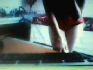 nieuw webcam kanaal, tiener, vol eigengemaakt thumbnail