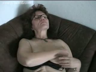 Oma ella och henne fin tuttarna video-