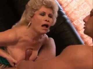 Big Ass Granny and NOT her Son