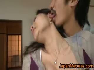 Ayane asakura mature asiatique modèle has sexe part3