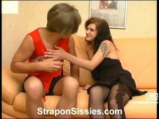 hq crossdress έλεγχος, strapon sex, ελεύθερα young girl in action πιο hot