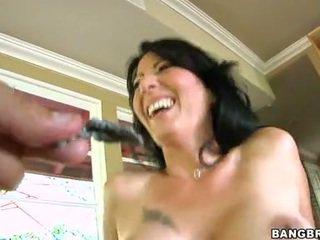 controleren brunette tube, een hardcore sex porno, pijpen