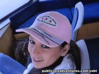 Amateur Public Sex On A Ferry
