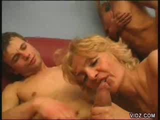 cougar, more granny hq, housewives