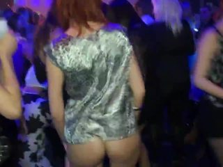Party Bombshells At Real Party Got Laid