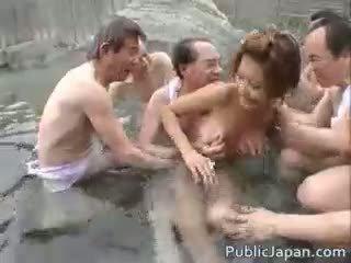 楽しい 日本の, すべて 集団セックス リアル, 素晴らしい 盗撮