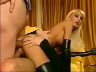 watch booty porn, double penetration, gloves porno
