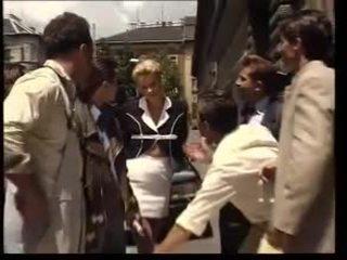 wijnoogst scène, alle italiaans neuken, een hardcore seks