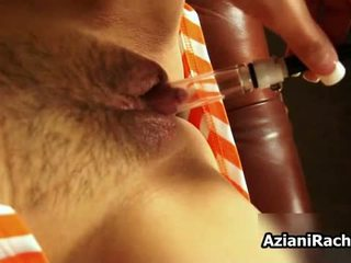 Seksowne mamuśka rachel aziani gra part5