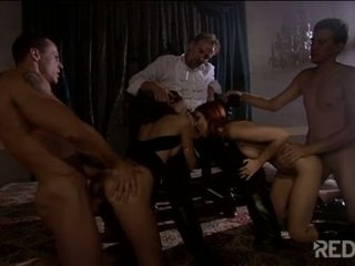 oral sex, deepthroat, double penetration, group sex