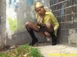 check blondes, real outdoor sex, new beauty
