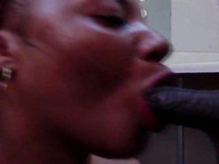 ideal oral groß, sehen cumshot, jeder black / ebony
