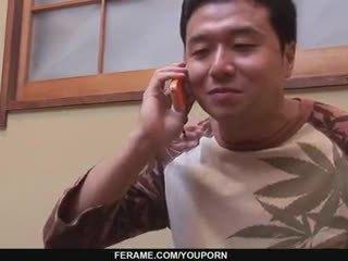 japonec ideálny, orientálne skutočný, každý amatér viac