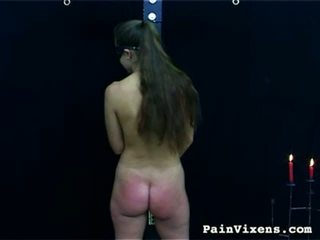 Shapely Beauty Is Resdisciplined And Spanked