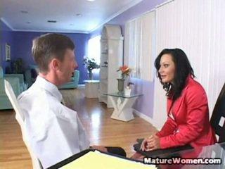 milf sex movie, mature video, aged lady