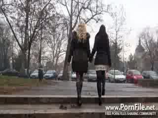 Lesbos In Public doll