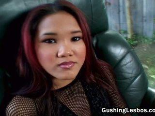 Gratuit asiatique lesbienne gode films