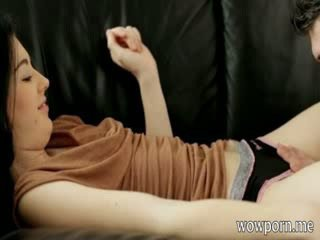 hottest brunette mov, fun college fuck, more adorable fucking