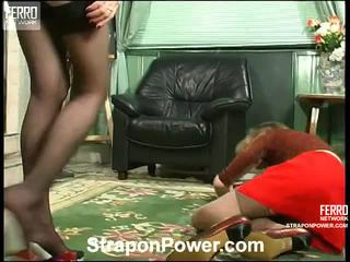 Ninette And Tobias Ram Rod Domination Video Action