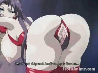 Charming Brunette Manga