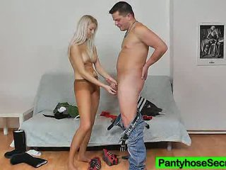 hardcore sex tube, een pervers scène, zien panty