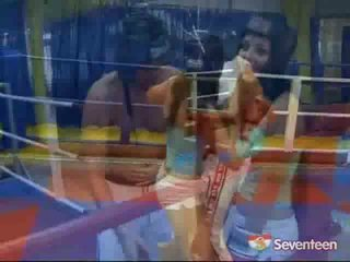 Sex In The Boxing Ring