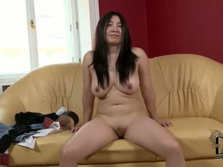 black-haired, babes, close-up, single