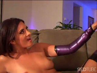 brunette porno, orale seks film, u deepthroat thumbnail