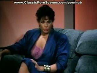 Vanessa Del Rio - Horny ebony chick screwed