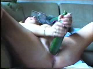 কামাসক্ত বড় শাকসবজী penetration ভিডিও